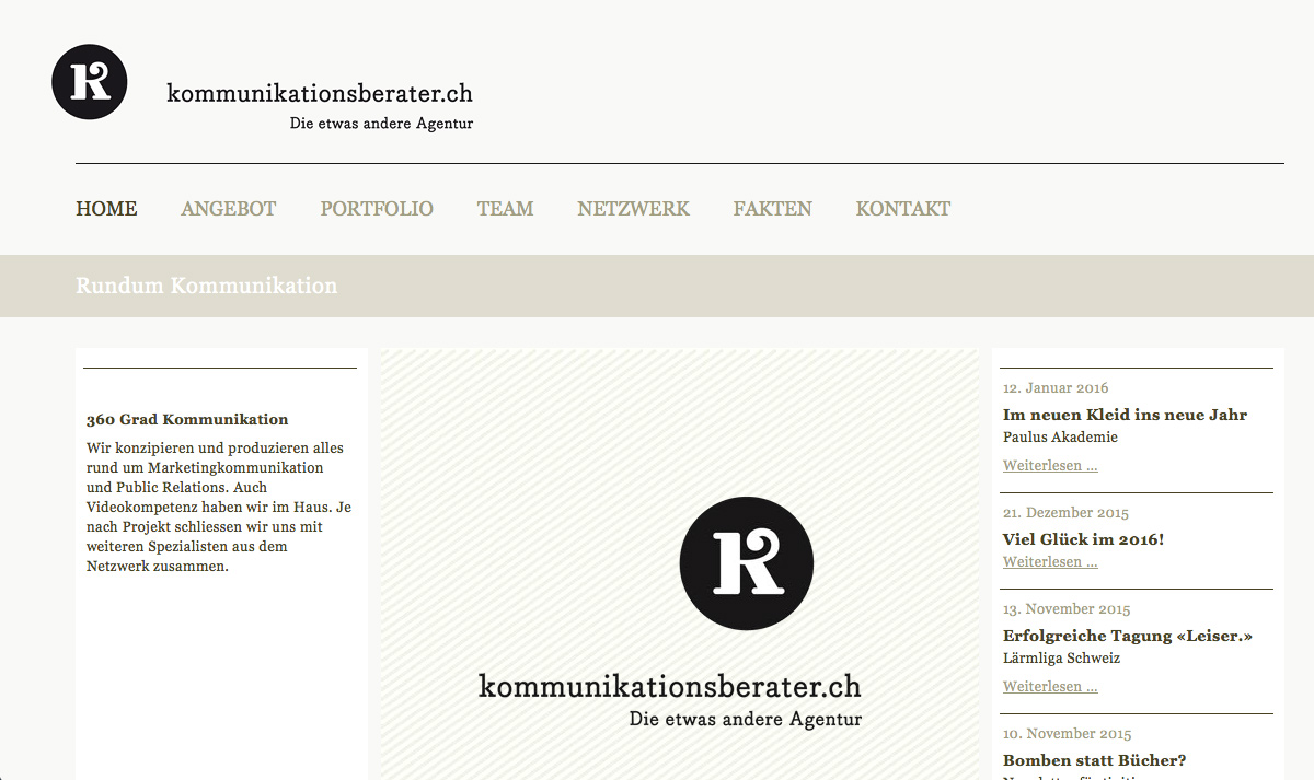 Website Kommunikationsberater